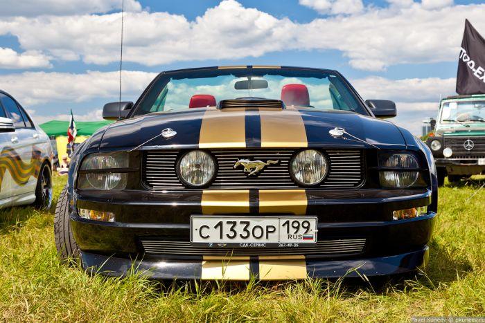Автомобили с московского фестиваля Автоэкзотика 2012 (60 фото)