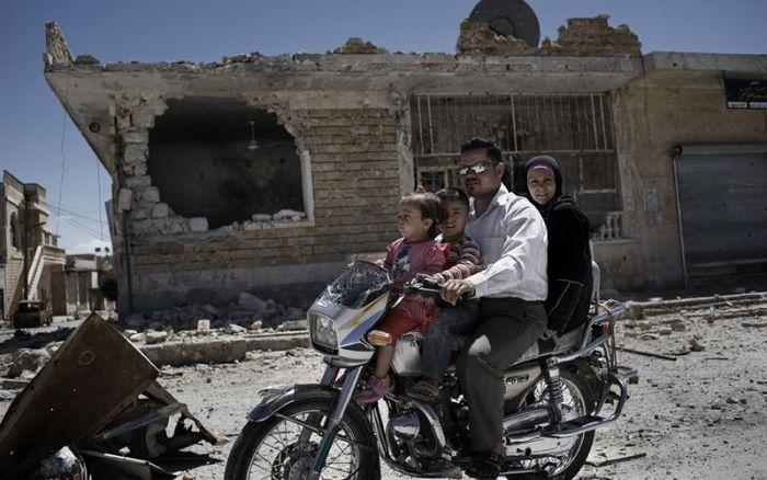 Последствия войны в Сирии (26 фото)