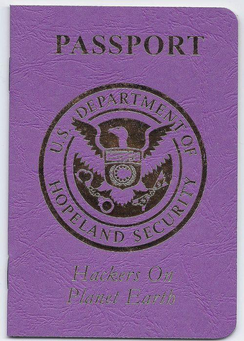 Персональный паспорт хакера (5 фото)
