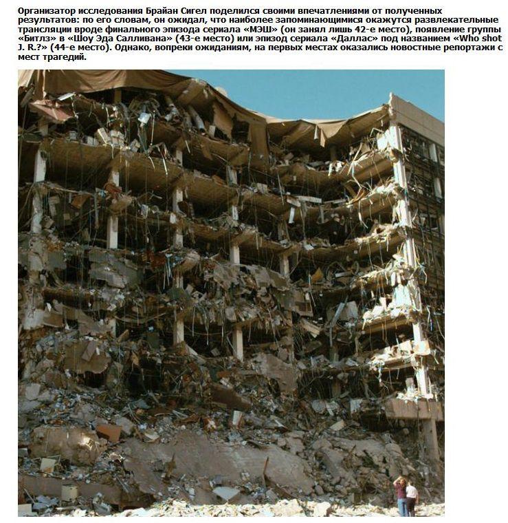 Запоминающиеся американские события (11 фото + текст)