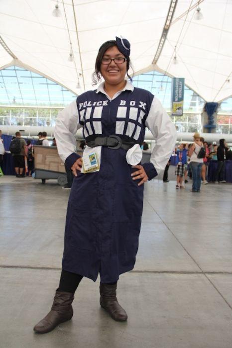 Лучший косплей с Comic Con 2012 (34 фото)