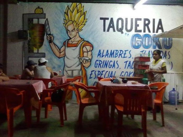 Такое бывает только в Мексике (42 фото)