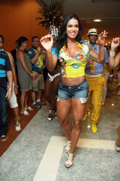 Бразильская дива - королева самбы (29 фото)