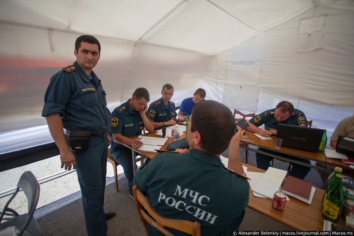 Последствия наводнения в Крымске (63 фото)