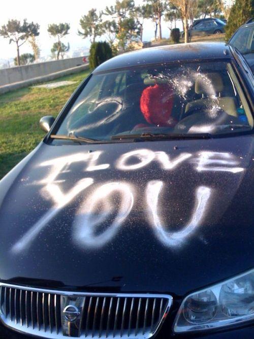 Странные признания в любви (10 фото)