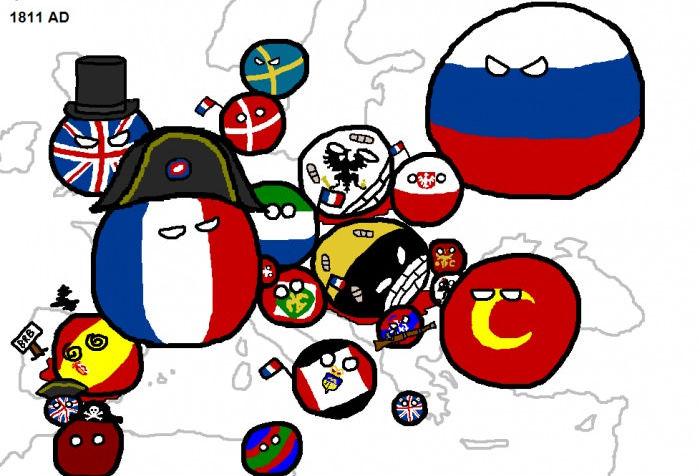 Европейские конфликты за 2000 лет в классных комиксах (16 картинок)