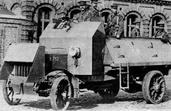 1.Dünya Savaşında Kullanılan Teknikler(42 Fotograf)