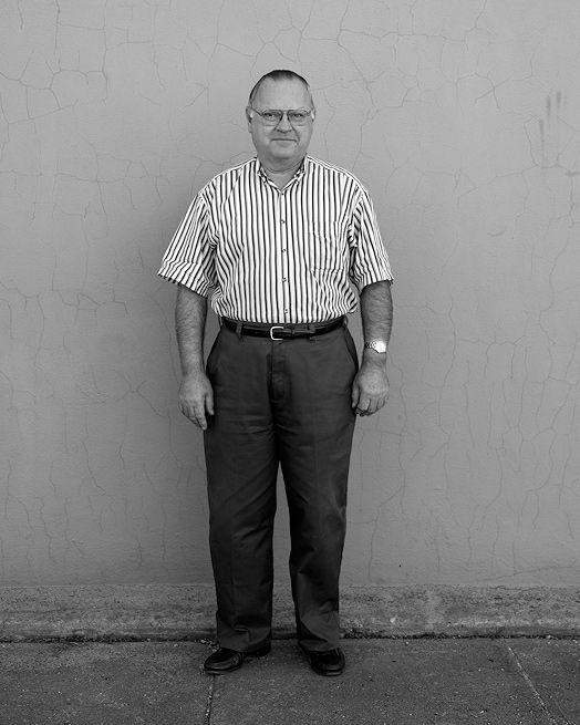Жители небольшого городка сквозь годы (22 фото)