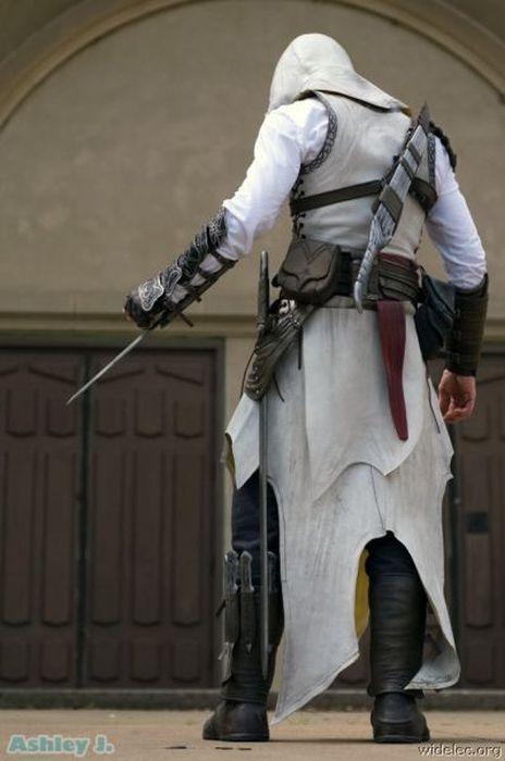 Крутые костюмы персонажей из мира фэнтези (96 фото)