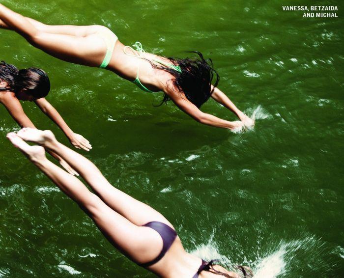 Сексуальные девушки с конкурса Мисс Риф 2012 (45 фото)