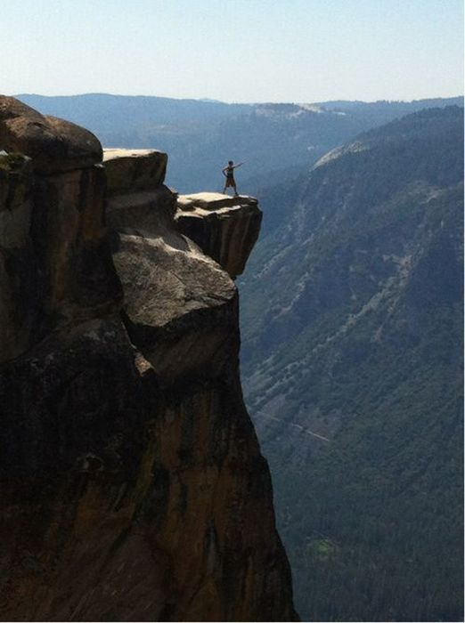 Экстремалы, которые не боятся высоты (46 фото)