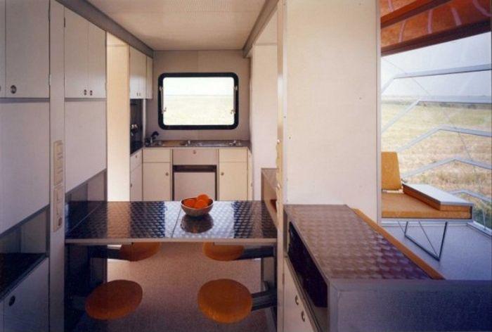 Классный дом на колёсах (5 фото)
