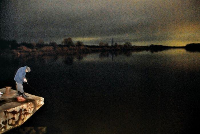 Поиск ночлега вдоль Транссибирской магистрали (31 фото)