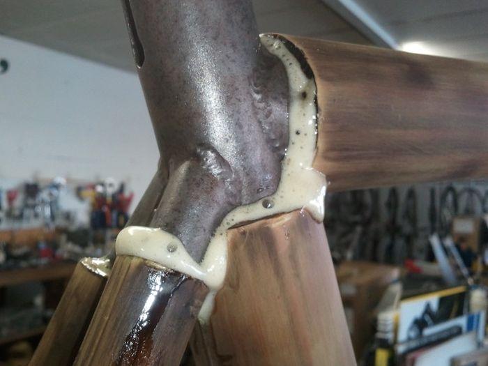 Инструкция: как сделать велосипед и бамбука (22 фото)