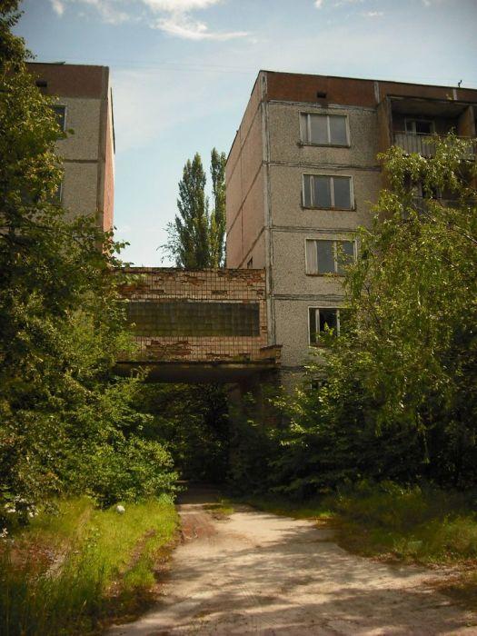 Фотоотчет из поездки в Чернобыль (63 фото)