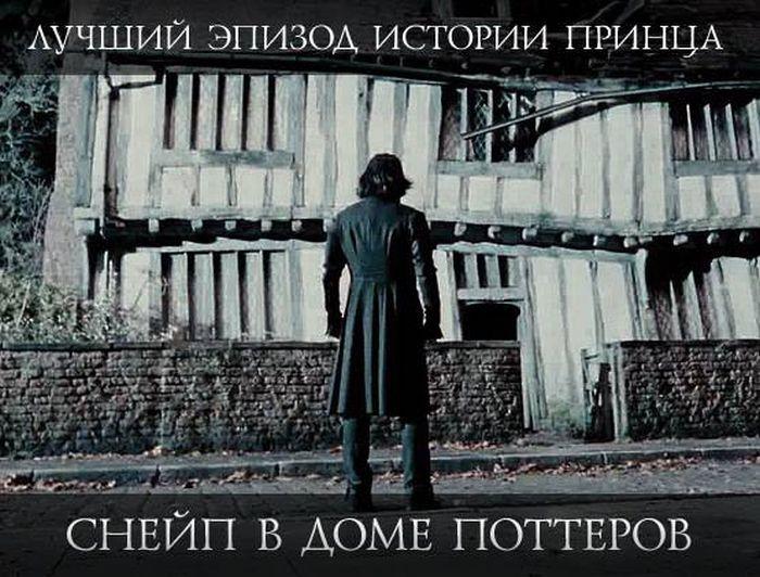 Познавательные факты о Гарри Поттере (24 фото)
