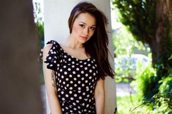 Фото девушки из сайтов знакомств