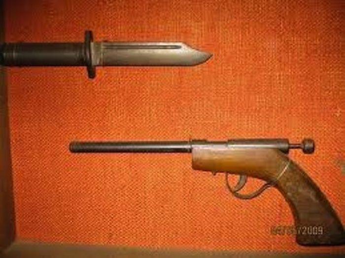 Как сделать огнестрел в домашних условиях фото 985