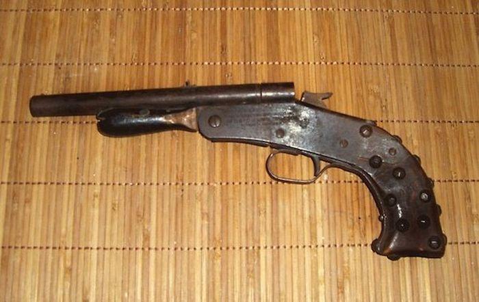 Самодельное оружие своими руками (19 фото)