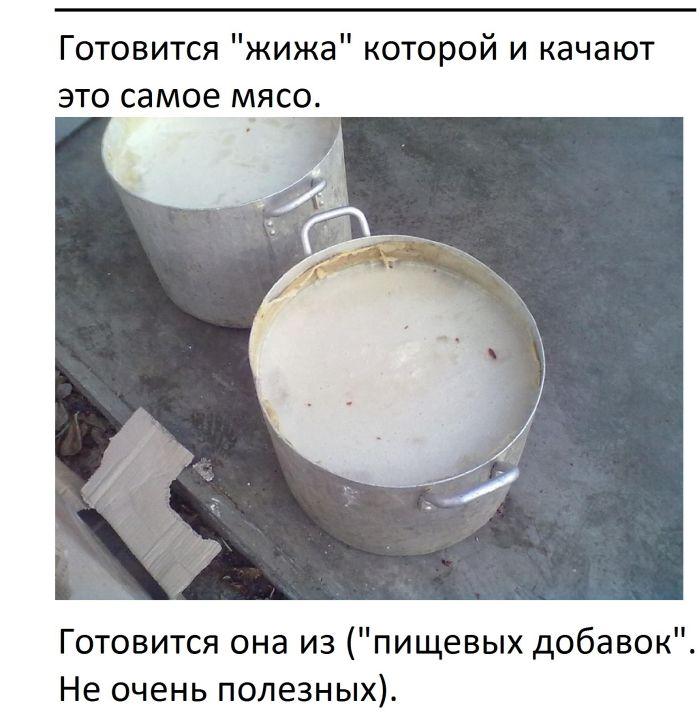 Как наживаются на курином мясе (3 фото + текст)