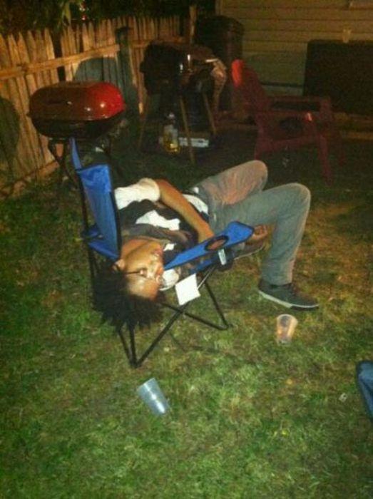 Последствия пятничного вечера (41 фото)