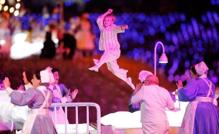Открытие Олимпиады 2012 (35 фото)