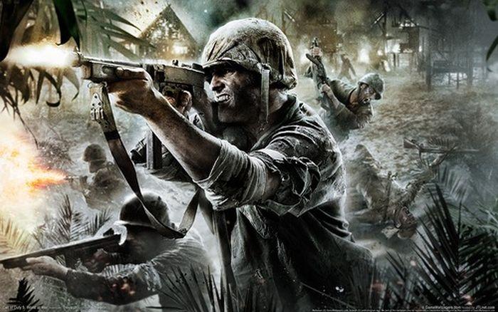"""Игры в стиле """"милитари"""" (92 фото)"""