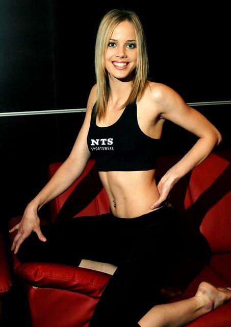 Антония Мисура - сексуальная баскетболистка (25 фото)