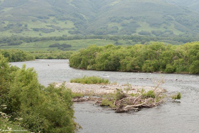 Деревушка на Камчатке (28 фото)