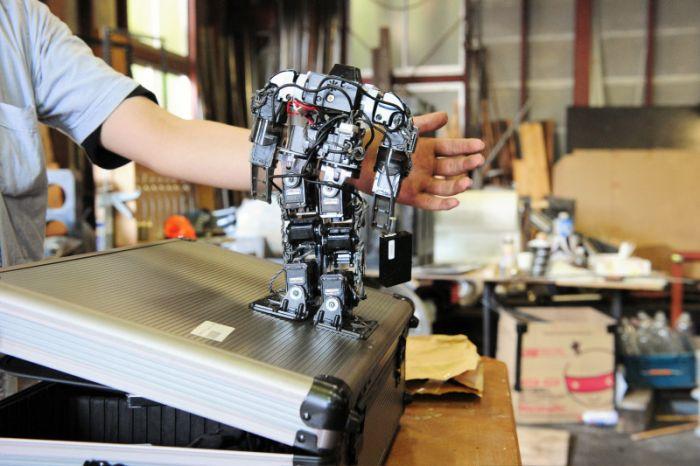 Боевой робот для взрослых мальчиков (31 фото)