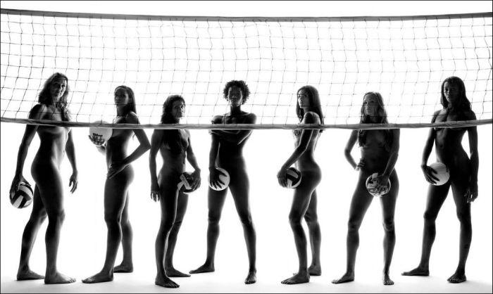 Сексуальные спортсменки из разных стран (21 фото)