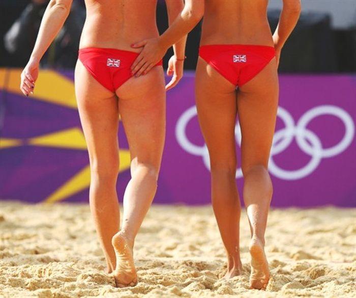 Пляжный волейбол (44 фото)