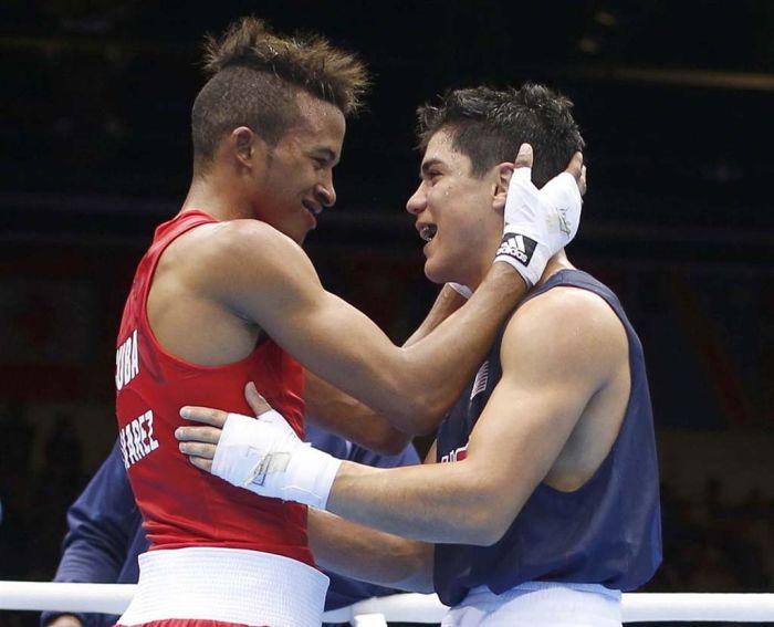 Эмоции на Олимпиаде 2012 (24 фото)