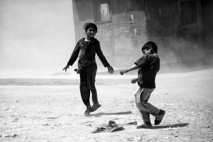 Фотопроект: Лица Афганистана (28 фото)