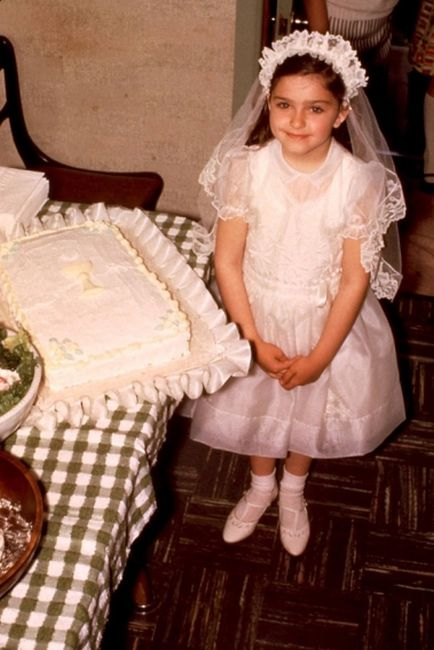 Çocukluktan günümüze Madonna -kerimusta.com (30 Fotograf)