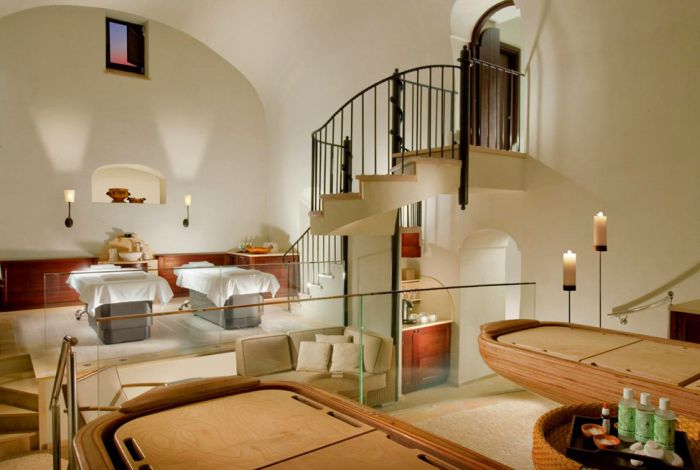 Сногсшибательный отель в Италии (39 фото)
