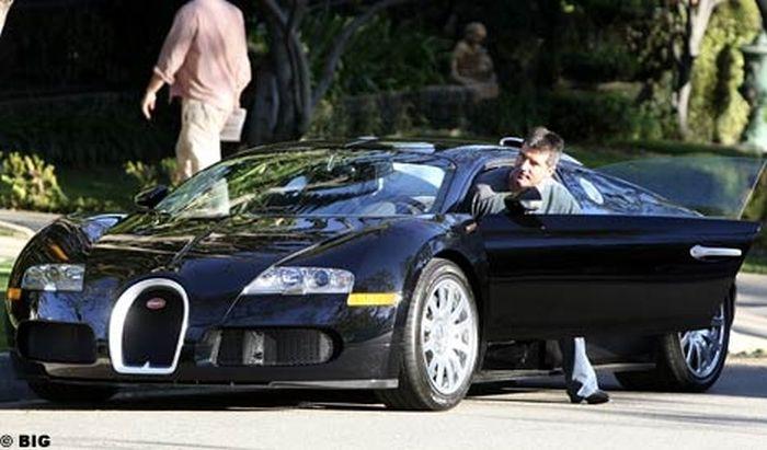 Самые дорогие автомобили знаменитостей (22 фото)
