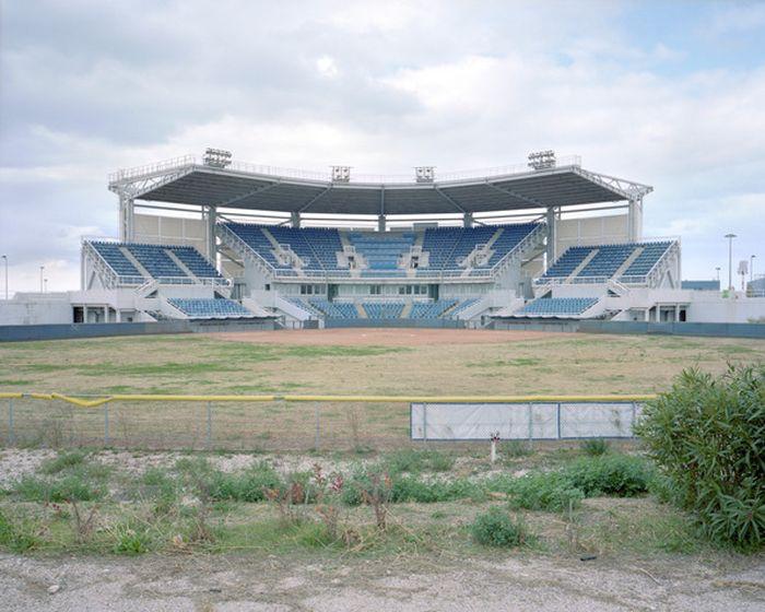 Заброшенные Олимпийские объекты 2004 года (14 фото)