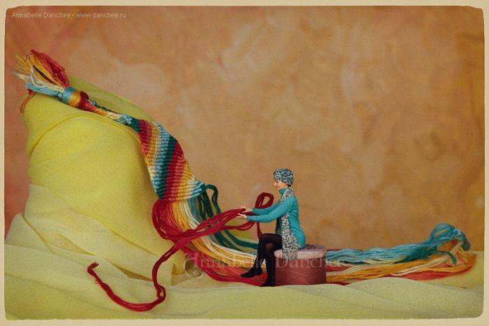Удивительный креатив в миниатюре (40 фото)