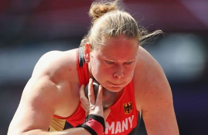 muecas de los atletas durante los Juegos Olímpicos de 2012 (50 fotos)