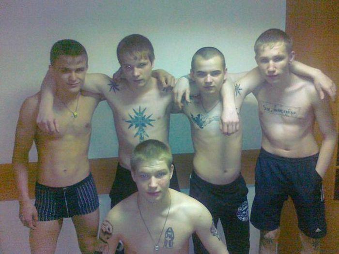 Малолетние преступники (20 фото) .