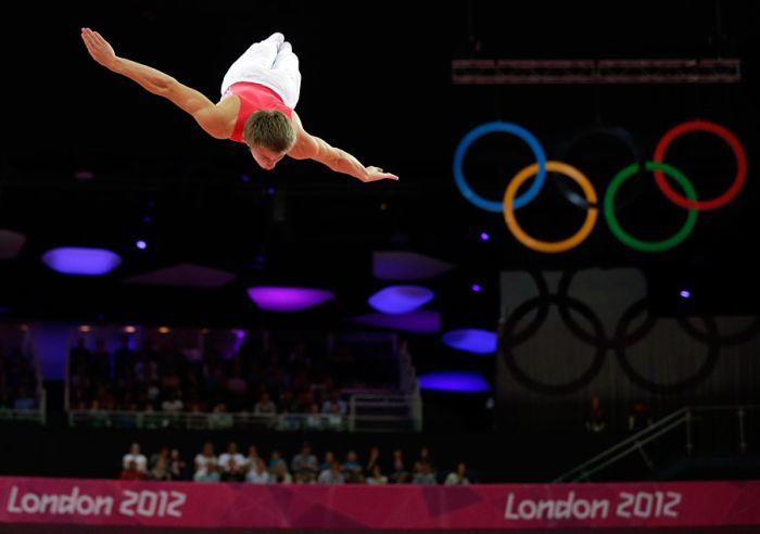 Российские спортсмены на Олимпийских играх в Лондоне (39 фото)