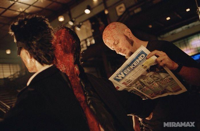 """Как снимался фильм """"Убить Билла"""" (10 фото)"""