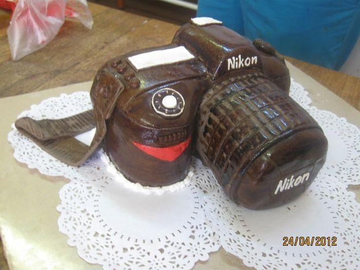 Коллекция самых необычных тортов (57 фото)