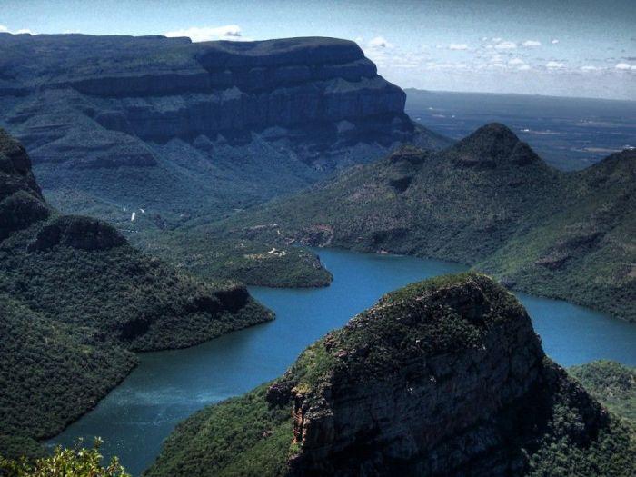 ТОП-20 сногсшибательных каньонов мира (20 фото)