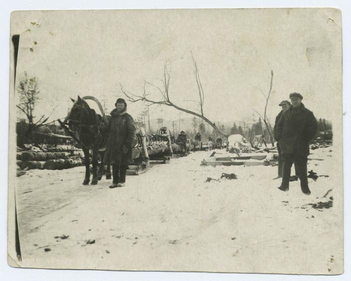 Архивные снимки заключённых ГУЛАГа (18 фото)