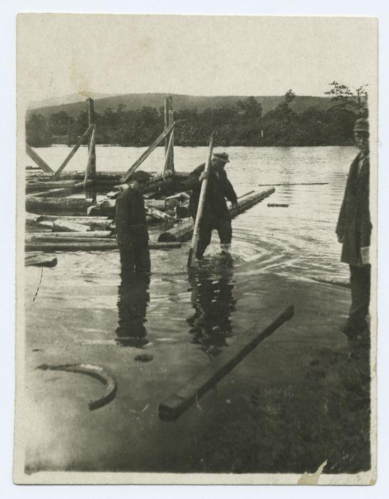 Архивные снимки ГУЛАГа
