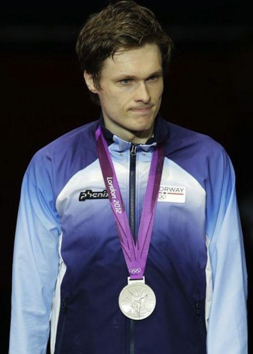 Серебряные призеры Олимпиады 2012 (16 фото)