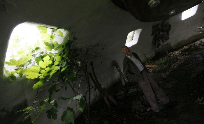 Необычный дом (9 фото)