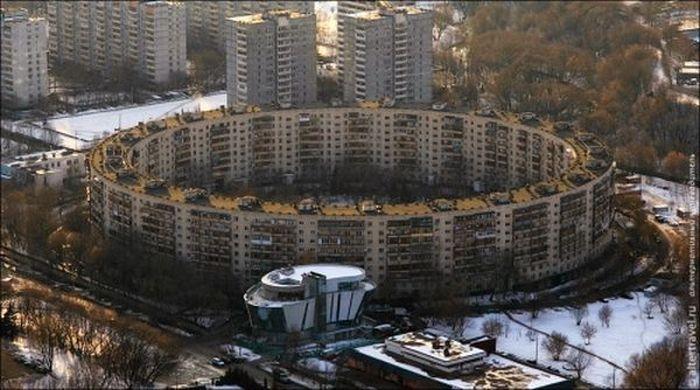 Грандиозные строительные проекты нашей страны (62 фото)